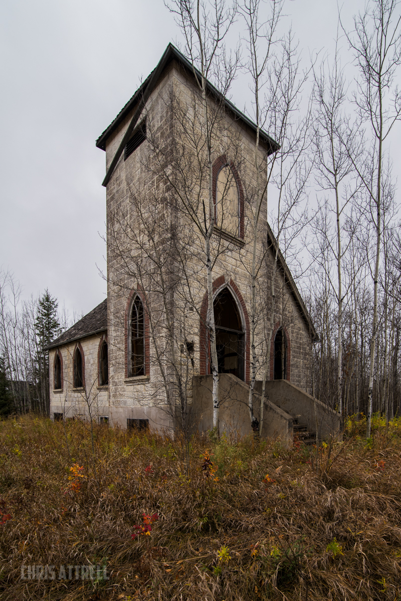Scandia Lutheran Church Site