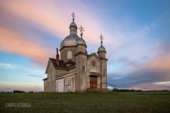 Sts. Peter and Paul ukrainian Orthodox Church, Redwater