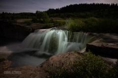 Lundbreck Falls-